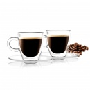 2 szkl.do espresso z podw.sc. 50ml  amo 3055