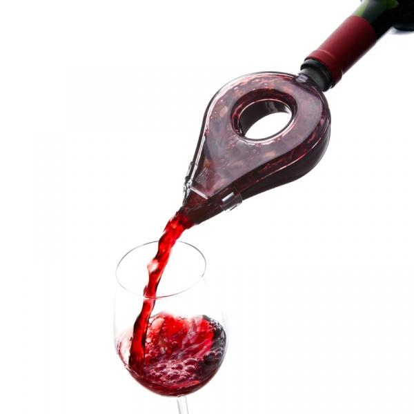 Aerator do wina Vacu Vin szary VV-1854660