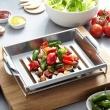 Akcesoria do grillowania mięs i warzyw Gefu G-89249