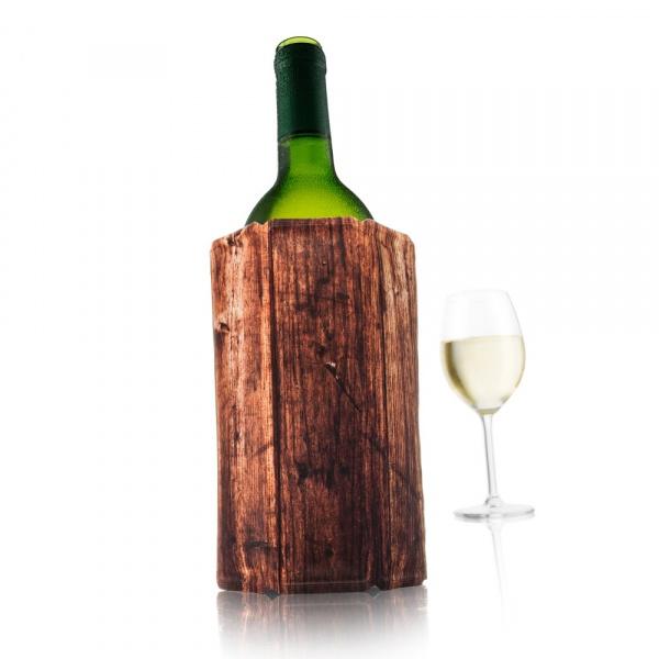 Aktywny schładzacz do wina Vacu Vin drewno VV-38825606