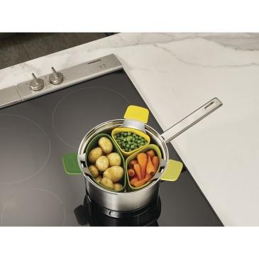 AL- Zestaw do gotowania na parze 3el., HPBA