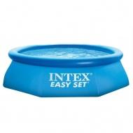 Basen Rozporowy Easy Set 8 Ft / 244x76 cm z Pompą INTEX