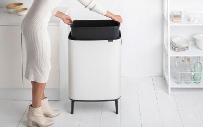 Białe kosze na śmieci - ranking TOP3