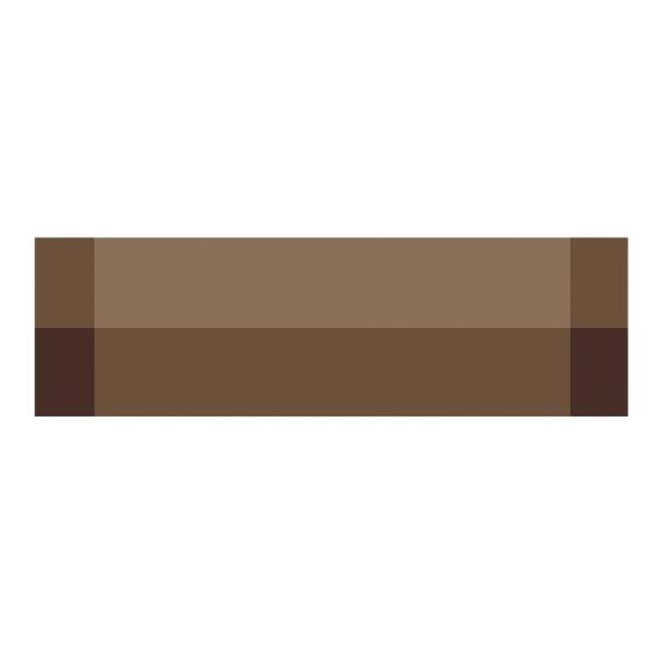 Bieżnik na stół Contento Zarah brązowy CO-656280