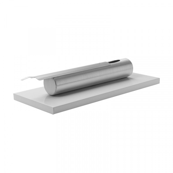 Biokominek stołowy Stainless Globmetal biały GMT-023