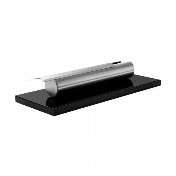 Biokominek stołowy Stainless Globmetal czarny GMT-024