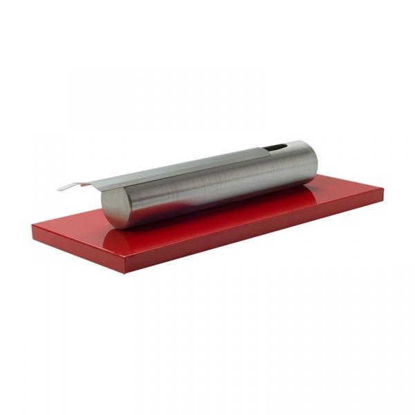 Biokominek stołowy Stainless Globmetal czerwony GMT-025