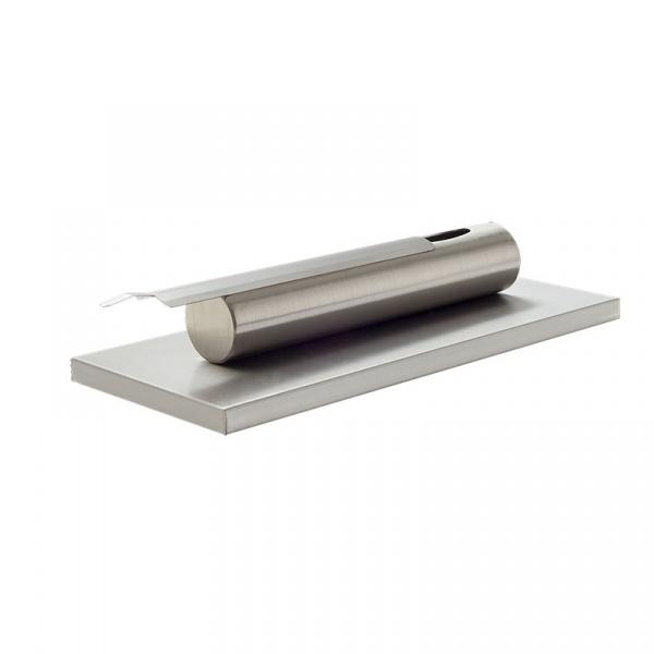 Biokominek stołowy Stainless Globmetal stalowy GMT-021