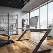Biurko Main Desk Unique Soft-Line 816-01-W-W