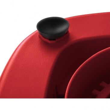 Nutri blender do Smoothie 0,3-0,6l Sencor biało-czerwony