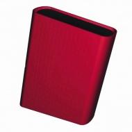 Blok do noży Scanpan Spectrum czerwony
