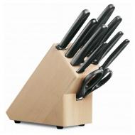 Blok kuchenny na noże Victorinox brązowy