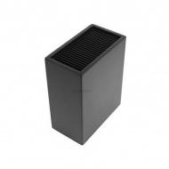 Blok na noże 18,2x10,3x22,7cm GRUNWERG MULTI czarny