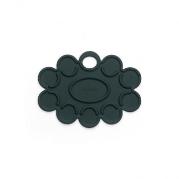 BRABANTIA - Silikonowa podkładka pod żelazko - czarna