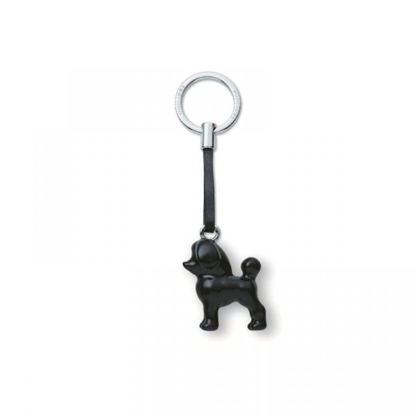 Brelok 4 cm Philippi My Dog pudel czarny 273008