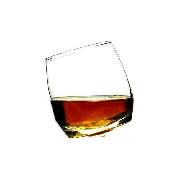 Bujające się szklanki 6 szt. do whisky 0,2 l Sagaform Bar SF-5015280