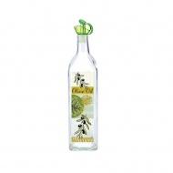 Butelka na oliwę 0,5l Natural przezroczysta