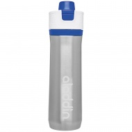 Butelka na wodę 0,6 l Aladdin Active Hydration niebieska stalowa