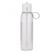 Butelka na wodę 0,75l Joseph Joseph Dot Active biała