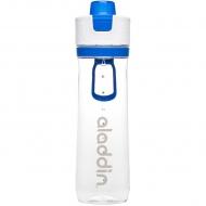 Butelka na wodę 0,8 l Aladdin Active Hydration niebieska