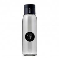 Butelka na wodę 600ml HPBA AL DOT NGU szara/czarna