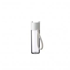 Butelka na wodę Justwater 500 ml biała 107780553100