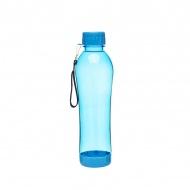 Butelka plastikowa na wodę 0,7 l Sagaform Picnic niebieska