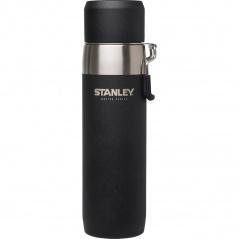 Butelka termiczna na wodę 0,65L Stanley Master czarny