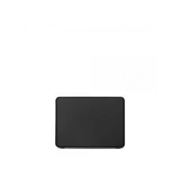 Chlebak prostokątny czarny matowy - Brabantia