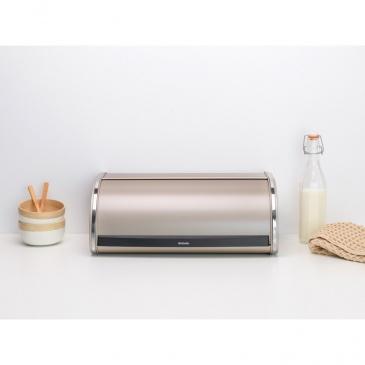 Chlebak kuchenny wypukły Roll Top Szampański 304804