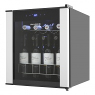 Chłodziarka do wina 46l Philco PW 15K czarno-srebrna