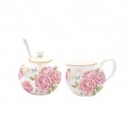 Cukierniczka i mlecznik Nuova R2S Romantic róże
