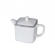 Czajniczek do serwowania herbaty Serena Platino