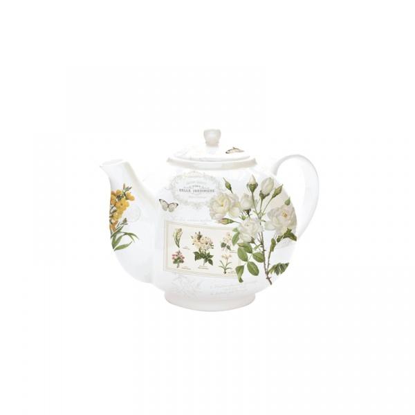 Czajnik do herbaty z zaparzaczem Nuova R2S Romantic 321 NATU
