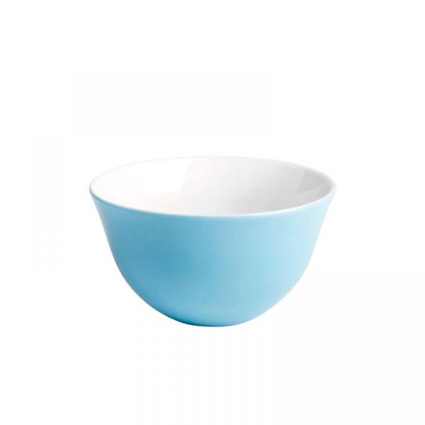 Czarka do kawy z mlekiem 0,5 l Kahla Update Paint niebieska KH-325008A69099C