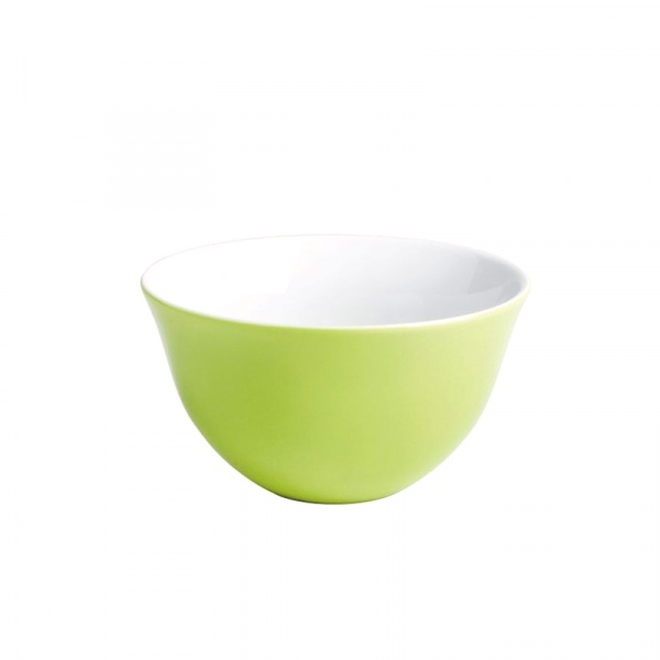 Czarka do kawy z mlekiem 0,5 l Kahla Update Paint zielona KH-325008A69100C