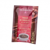 Czekolada do picia Tresor Chocolate saszetka 25g Monbana