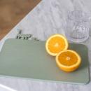 Deska do krojenia 25x29,8 cm Koziol PI:P jasny szary KZ-3639663