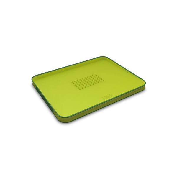 Deska do krojenia mała Joseph Joseph CUT&CARVE Plus zielona 60011