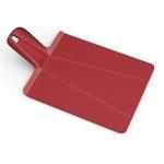Deska do krojenia składana Joseph Joseph Chop2Pot Plus mała czerwona