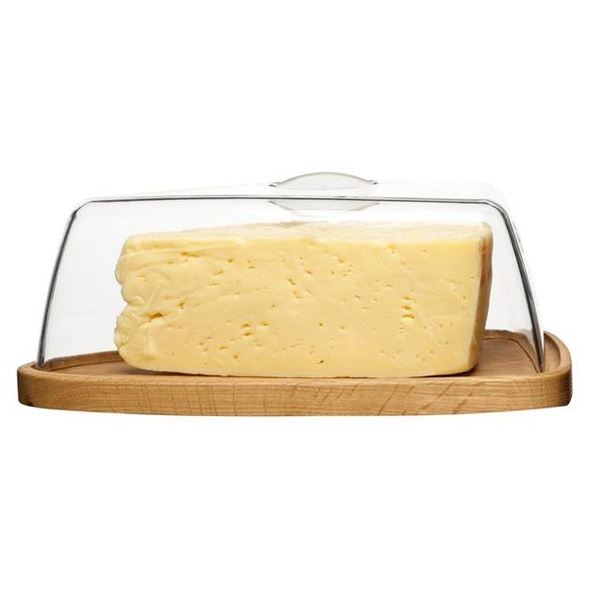 Deska do sera z pokrywą Sagaform Oval Oak SF-5016270