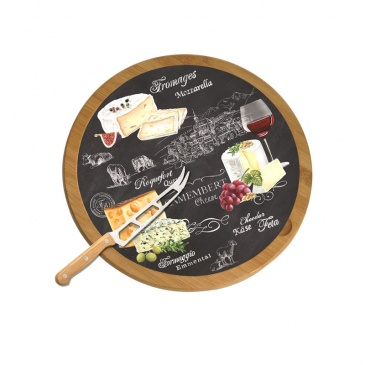 Deska obrotowa do serów