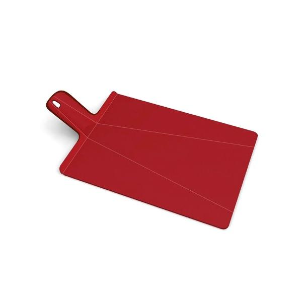 Deska składana Joseph Joseph Chop2Pot duża czerwona 60042
