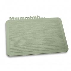 Deska śniadaniowa 19,8x25 cm Koziol HAPPY BOARDS MMMMHHH.... eukaliptusowa zieleń KZ-3256655