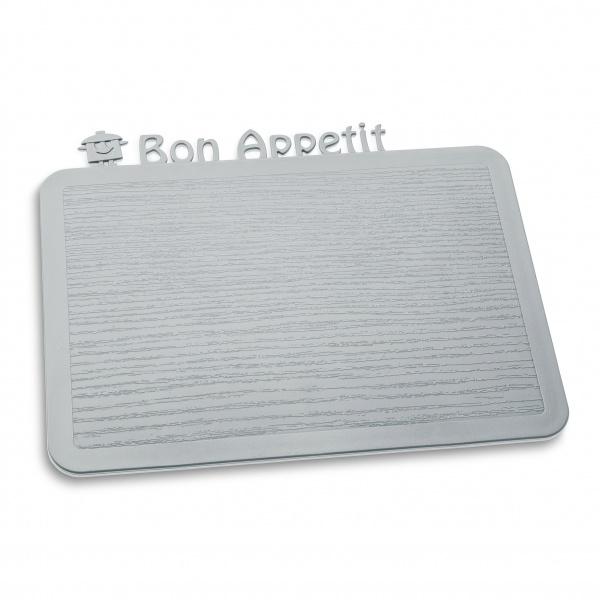 Deska śniadaniowa Koziol Happy Boards Bon Appetit szara KZ-3263632