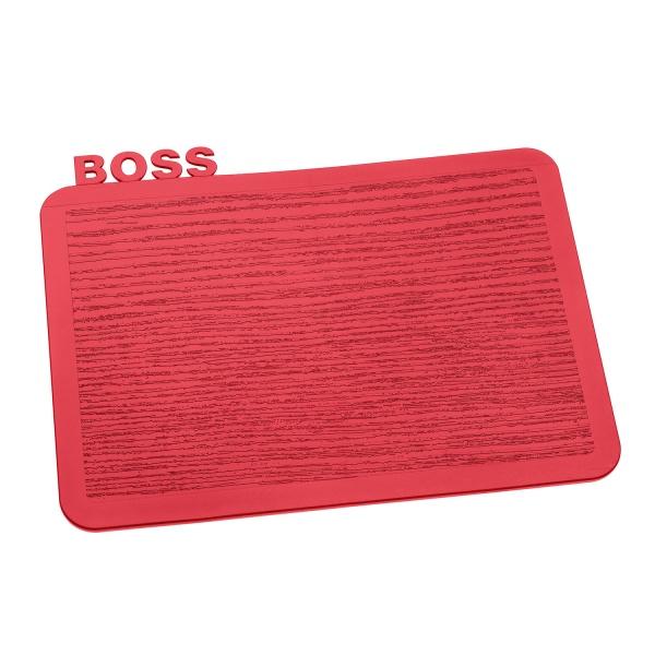 Deska śniadaniowa Koziol Happy Boards Boss malinowa KZ-3259583