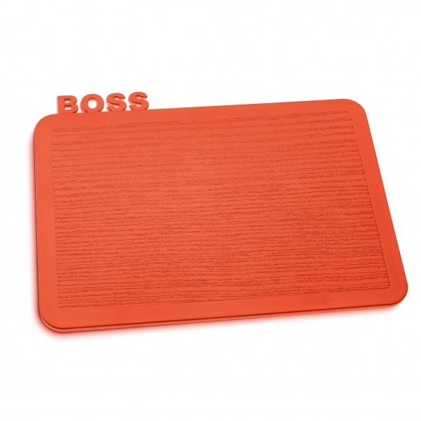 Deska śniadaniowa Koziol Happy Boards Boss pomarańczowo-czerwona KZ-3259633