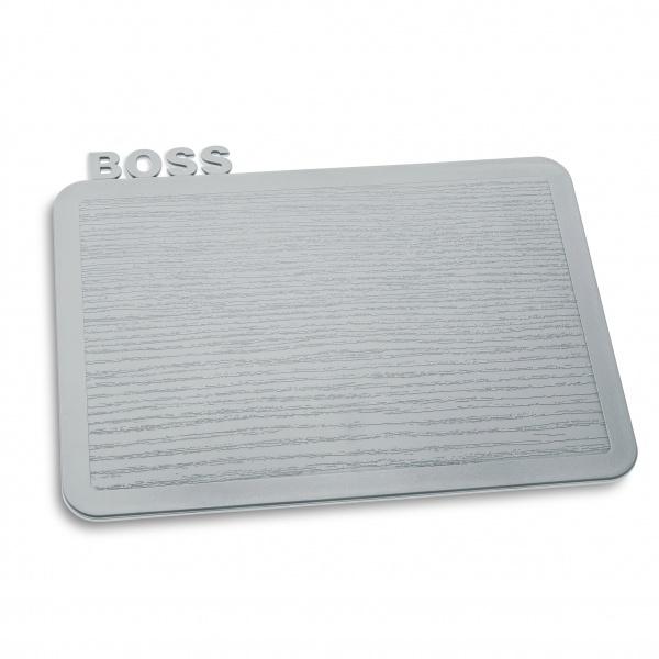 Deska śniadaniowa Koziol Happy Boards Boss szara KZ-3259632