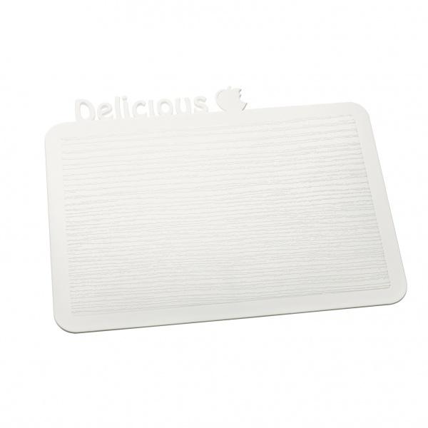 Deska śniadaniowa Koziol Happy Boards Delicious biała KZ-3262525