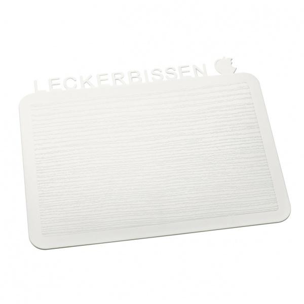 Deska śniadaniowa Koziol Happy Boards Leckerbissen biała KZ-3258525